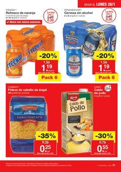 Ofertas de Pasta  en el folleto de Lidl en Madrid