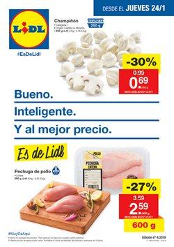 Ofertas de Lidl  en el folleto de Cartagena