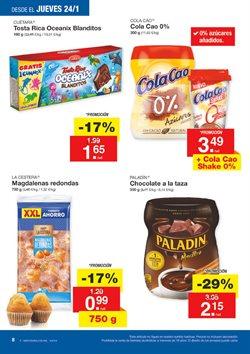 Ofertas de Chocolate  en el folleto de Lidl en Valencia