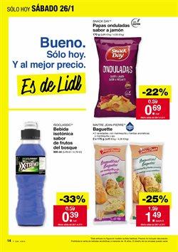 Ofertas de Patatas fritas  en el folleto de Lidl en Las Palmas de Gran Canaria