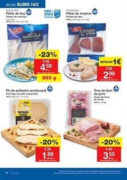 Ofertas de Pechuga de pollo  en el folleto de Lidl en Palamos