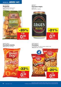 Ofertas de Cerveza  en el folleto de Lidl en Ávila
