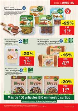 Ofertas de Productos naturales  en el folleto de Lidl en Madrid
