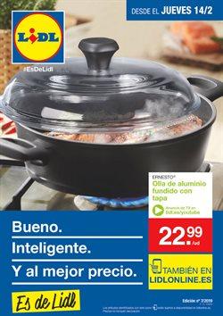 Ofertas de Cocinas  en el folleto de Lidl en Ecija