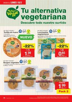 Ofertas de Embutidos  en el folleto de Lidl en Palencia
