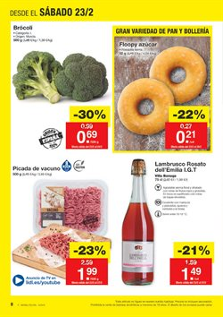Ofertas de Donuts  en el folleto de Lidl en Palma de Mallorca