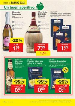Ofertas de Vino tinto  en el folleto de Lidl en Palma de Mallorca