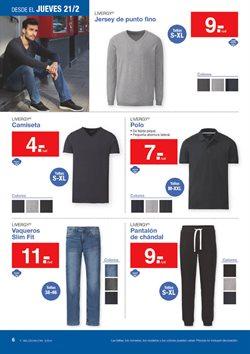 Ofertas de Jeans  en el folleto de Lidl en Palma de Mallorca