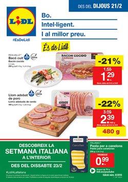 Ofertas de Estofado  en el folleto de Lidl en Palamos