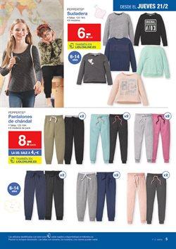 Ofertas de Pantalones niña  en el folleto de Lidl en Madrid