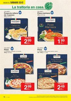 Ofertas de Pizza  en el folleto de Lidl en Motril