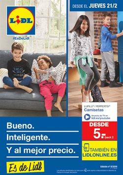 Ofertas de Camiseta  en el folleto de Lidl en Valladolid