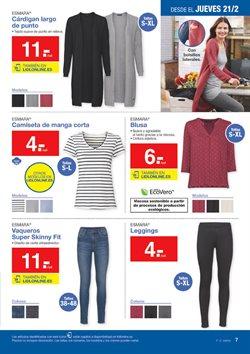 Ofertas de Ropa abrigo mujer  en el folleto de Lidl en Vila-real