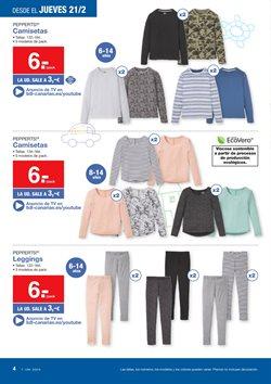 Ofertas de Pantalones mujer  en el folleto de Lidl en Santa Cruz de Tenerife