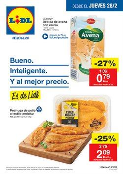 Ofertas de Hiper-Supermercados  en el folleto de Lidl en Santa Marta de Tormes