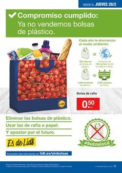 Ofertas de Bolsos  en el folleto de Lidl en Alcalá de Henares