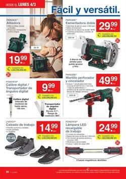 Ofertas de Herramientas eléctricas  en el folleto de Lidl en Madrid
