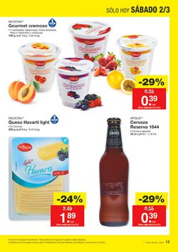 Ofertas de Cerveza  en el folleto de Lidl en San Fernando