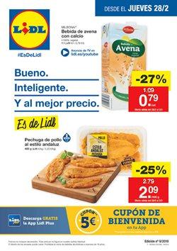 Ofertas de Hiper-Supermercados  en el folleto de Lidl en León