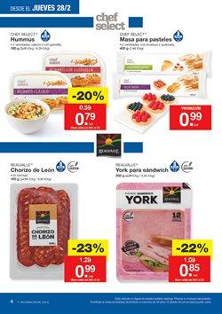 Ofertas de Chorizo  en el folleto de Lidl en Palencia