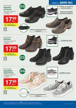 Ofertas de Zapatos mujer  en el folleto de Lidl en Burgos