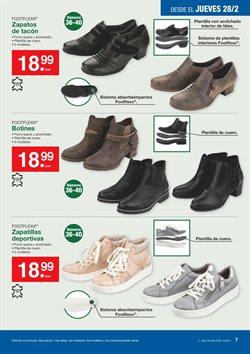 Ofertas de Zapatillas  en el folleto de Lidl en Telde
