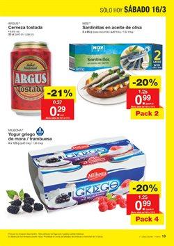Ofertas de Cerveza  en el folleto de Lidl en Ponferrada