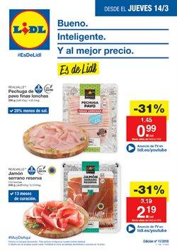 Ofertas de Lidl  en el folleto de Madrid