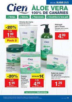 Ofertas de Crema corporal  en el folleto de Lidl en Castelldefels