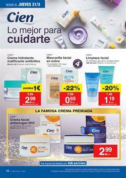 Ofertas de Crema facial  en el folleto de Lidl en Madrid