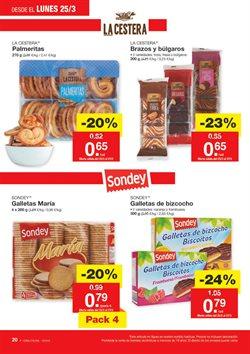 Ofertas de Sobaos  en el folleto de Lidl en Algeciras