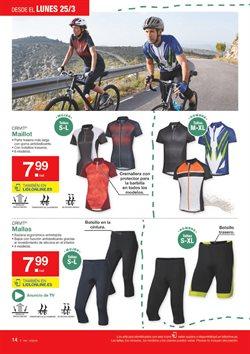 Ofertas de Pantalones de deporte  en el folleto de Lidl en Jerez de la Frontera