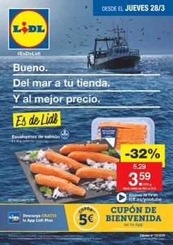 Ofertas de Lidl  en el folleto de Jerez de la Frontera