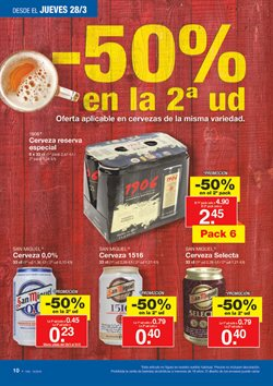 Ofertas de Bebidas alcohólicas  en el folleto de Lidl en Murcia