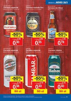Ofertas de Amstel  en el folleto de Lidl en Murcia