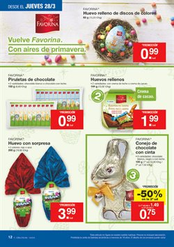 Ofertas de Chocolate  en el folleto de Lidl en Alicante