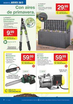 Ofertas de Herramientas eléctricas  en el folleto de Lidl en Alicante