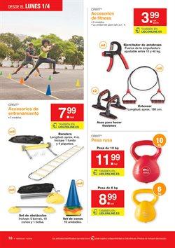 Ofertas de Aparatos de fitness  en el folleto de Lidl en Alicante