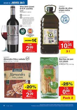 Ofertas de Aceite de oliva  en el folleto de Lidl en Palma de Mallorca