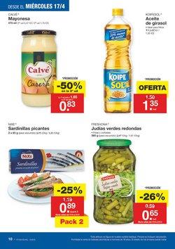 Ofertas de Calvé  en el folleto de Lidl en Murcia