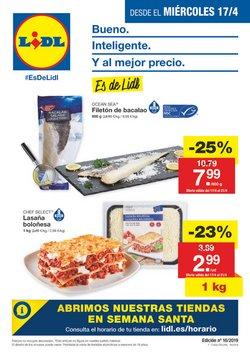 Ofertas de Lidl  en el folleto de Bilbao