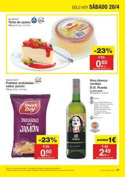 Ofertas de Patatas fritas  en el folleto de Lidl en Pamplona