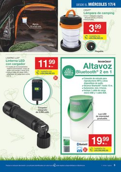 Ofertas de SilverCrest  en el folleto de Lidl en Bilbao