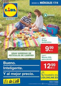 Ofertas de Crivit  en el folleto de Lidl en Madrid