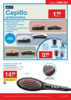 Ofertas de Accesorios para el pelo  en el folleto de Lidl en Madrid