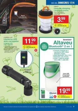 Ofertas de Altavoces  en el folleto de Lidl en Barcelona