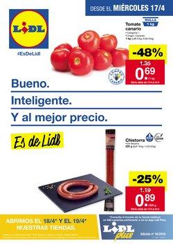 Ofertas de Lidl  en el folleto de Telde