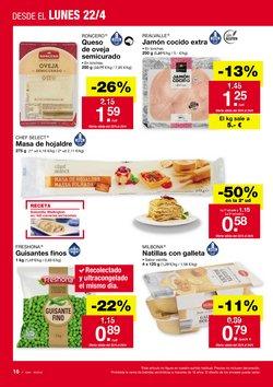 Ofertas de Jamón cocido  en el folleto de Lidl en Telde
