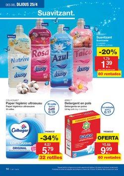 Ofertas de Papel higiénico  en el folleto de Lidl en Castelldefels