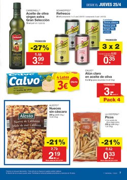 Ofertas de Aceite de oliva virgen extra  en el folleto de Lidl en Madrid